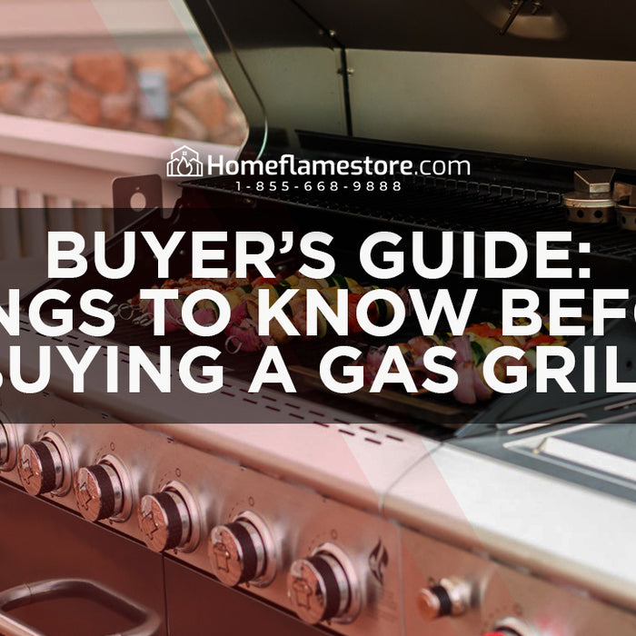 Buyer's Guide: Things to Know Before Buying a Gas Grills