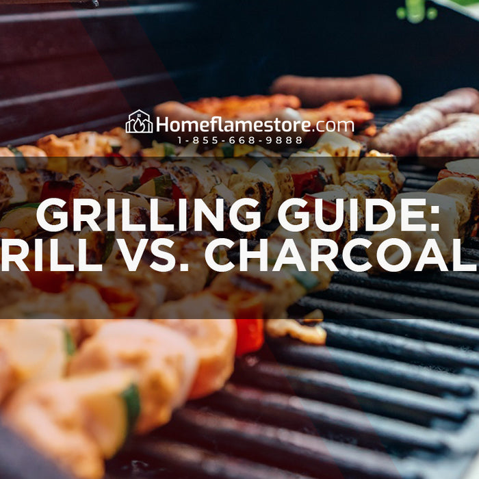 Grilling Guide: Gas Grill vs. Charcoal Grill