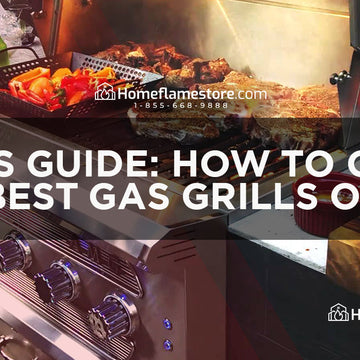Buyer's Guide: How to Choose the Best Gas Grills online
