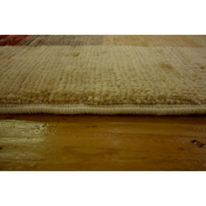 Unique Loom Modern Ziegler 2170333 Multi Rug