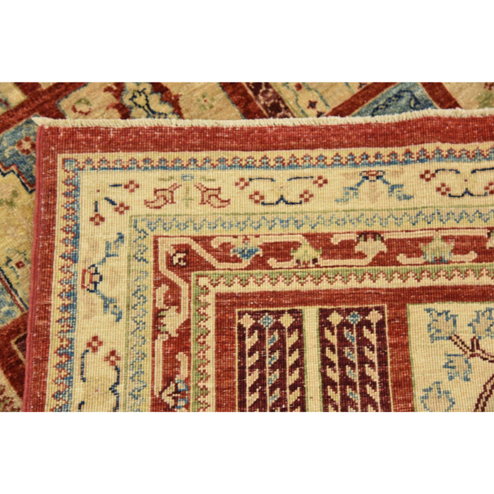 Unique Loom Ariana Ziegler 2184428 Red Rug
