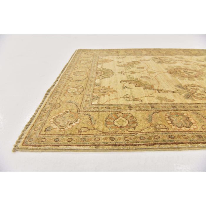 Unique Loom Peshawar Ziegler 2314552 Cream Rug