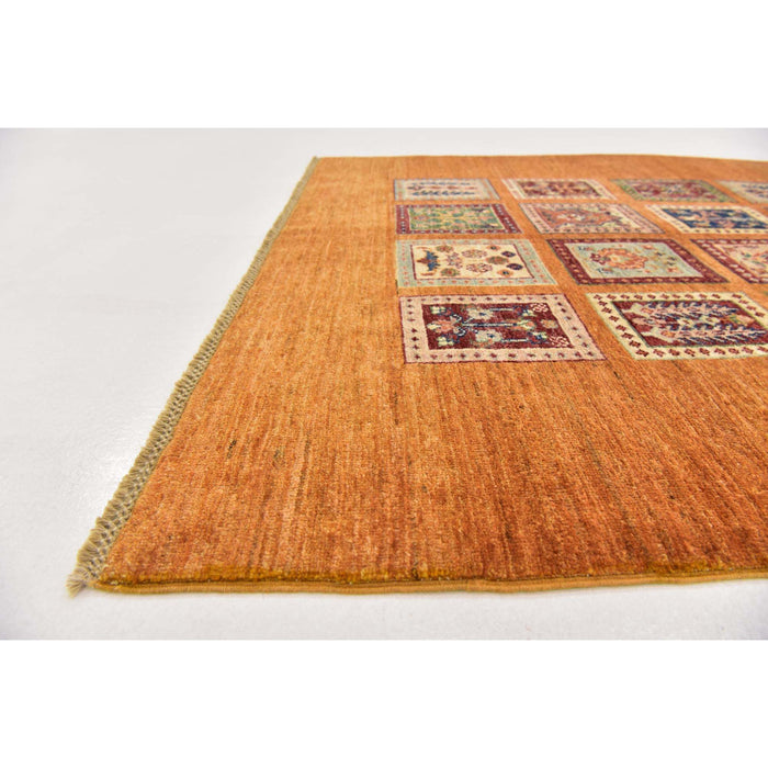 Unique Loom Ariana Ziegler 2316572 Orange Rug