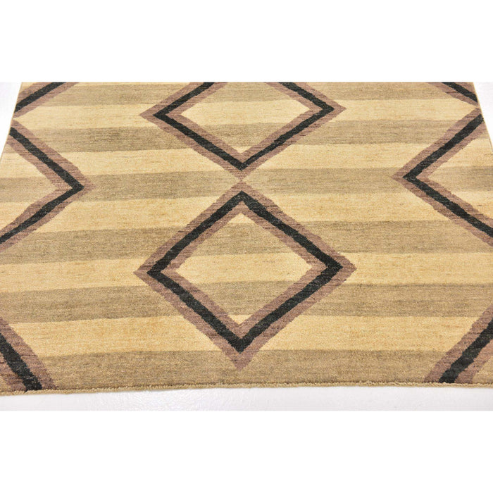 Unique Loom Modern Ziegler 2383138 Cream Rug