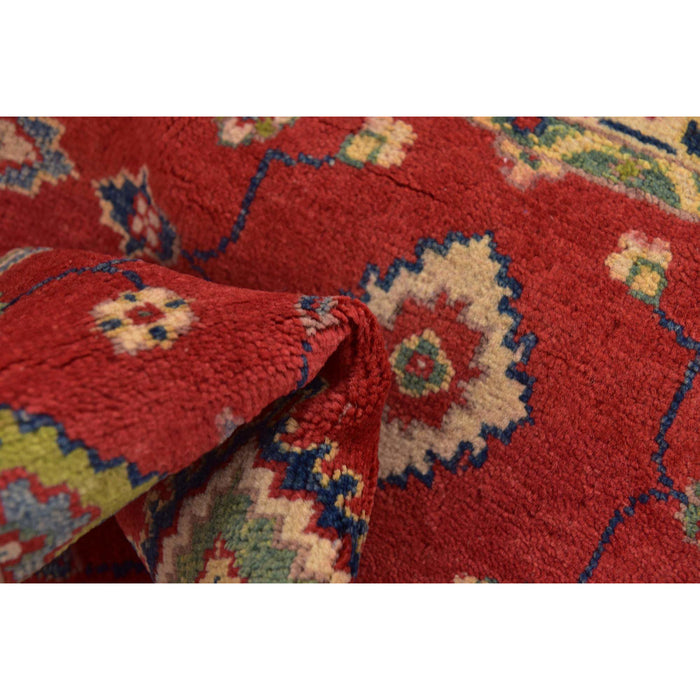 Unique Loom Kazak 2383174 Red Rug