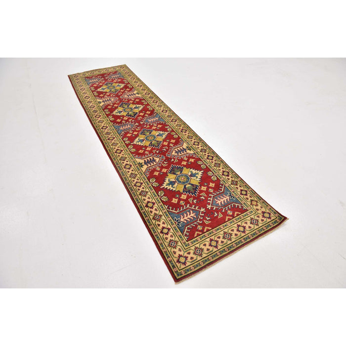 Unique Loom Kazak 2384166 Red Rug