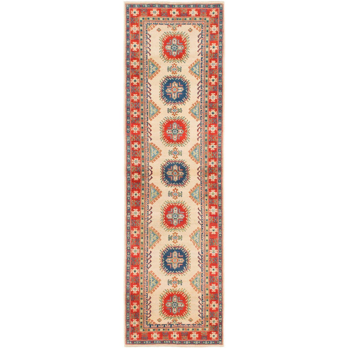 Unique Loom Kazak 2385455 Cream Rug