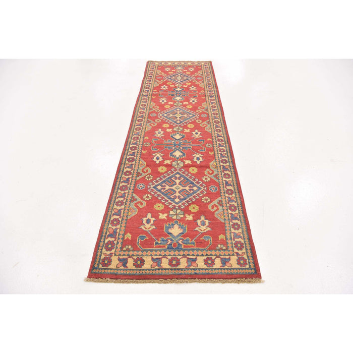 Unique Loom Kazak 2389357 Red Rug