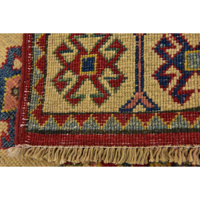 Unique Loom Kazak 2389498 Red Rug