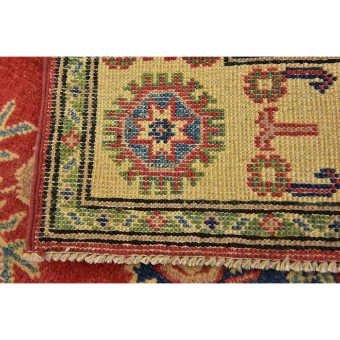 Unique Loom Kazak 2389550 Red Rug