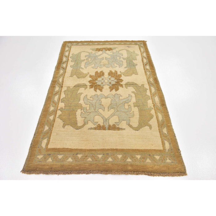 Unique Loom Oushak 2402990 Beige Rug