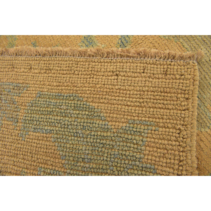 Unique Loom Oushak 2403597 Tan Rug