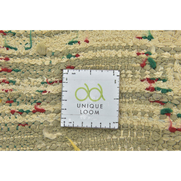 Unique Loom Moroccan 2439808 Cream Rug
