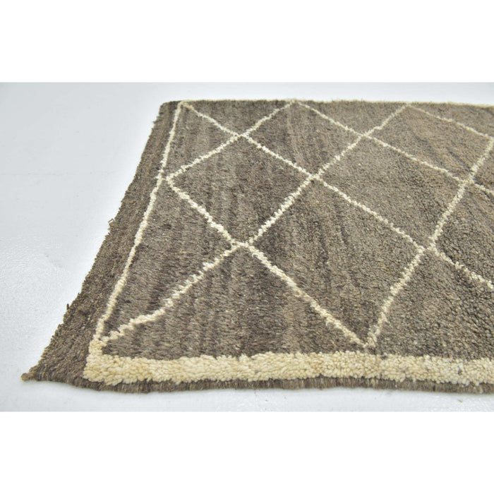 Unique Loom Moroccan 2439817 Taupe Rug