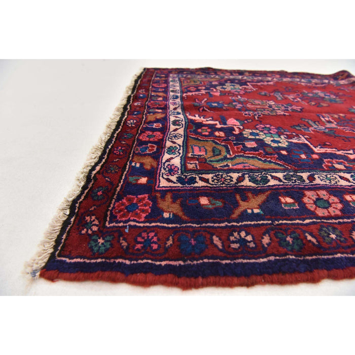 Unique Loom Hamedan 2494838 Red Rug