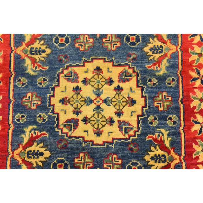 Unique Loom Kazak 2523971 Red Rug