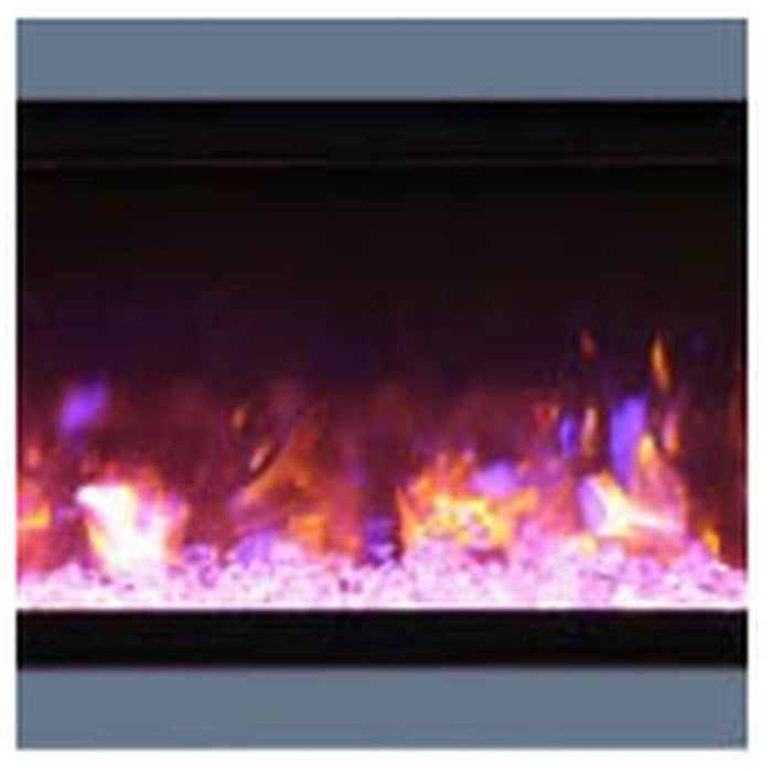 "Amantii Fireplaces Amantii SYM-42-SURR-BRON 42"" Bronze Surround SYM-42-SURR-BRON"