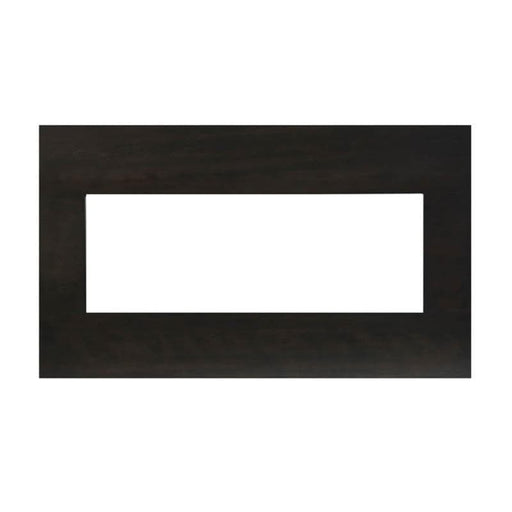 Amantii Fireplaces Amantii MAN-BMKB-XS40 Knotty Black birch wood mantel ‐ surround for BI‐40‐XTRASLIM MAN-BMKB-XS40 628451612131