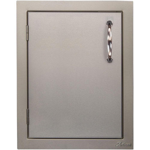 Artisan 17-Inch Left Hinged Single Access Door Vertical ARTP-SDL-Artisan-Homeflamestore.com