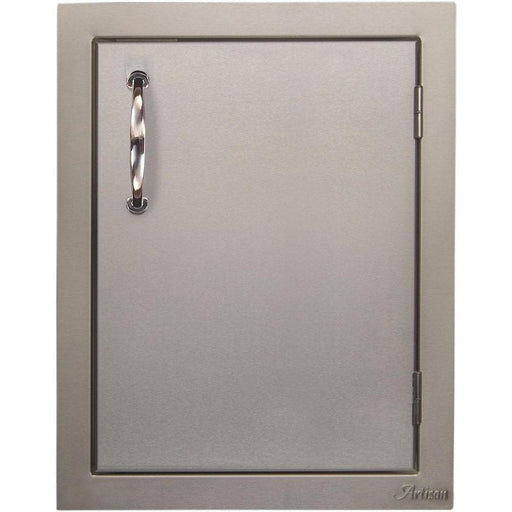 Artisan 17-Inch Right Hinged Single Access Door Vertical ARTP-SDR-Artisan-Homeflamestore.com
