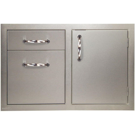 Artisan 36-Inch Access Door And Double Drawer Combo ARTP-DDC-36SC-Artisan-Homeflamestore.com