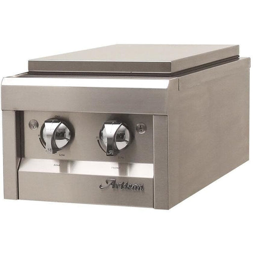 Artisan Built-In Double Side Burner Propane Gas ARTP-SB2-LP-Artisan-Homeflamestore.com