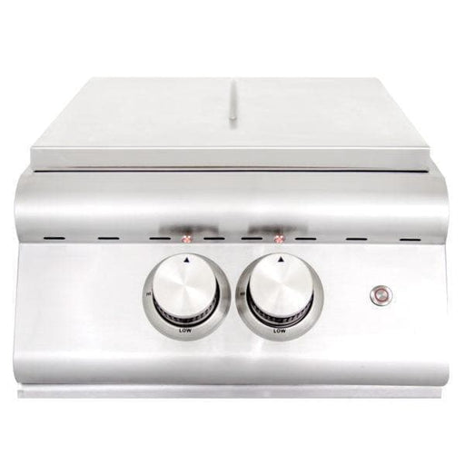 Blaze Outdoor Grills Blaze BLZ-PBLTE-NG LTE Power Burner with Lights - Natural Gas BLZ-PBLTE-NG 818718012273
