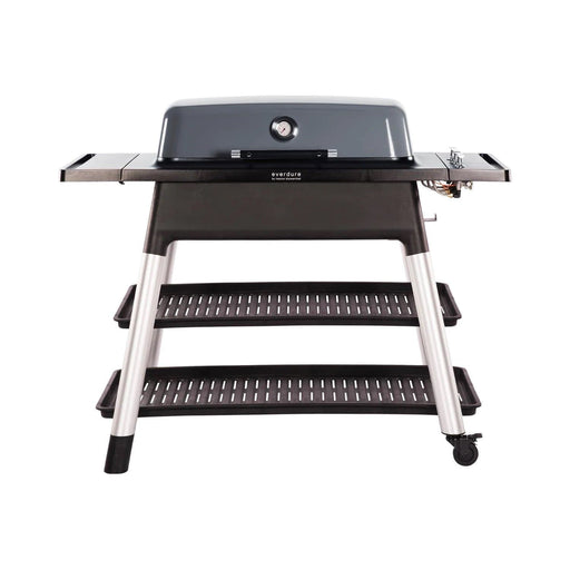 Everdure By Heston Blumenthal FURNACE 52-Inch 3-Burner Propane Gas Grill With Stand - Graphite - HBG3GUS-Everdure-Homeflamestore.com