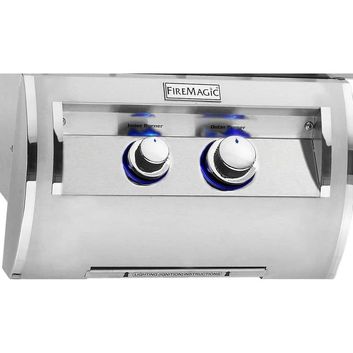 Fire Magic Control Panel for the Echelon Diamond Power Burner 23278-09-Fire Magic-Homeflamestore.com