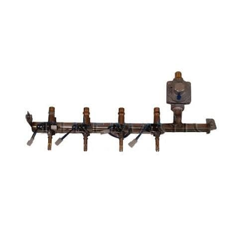 Fire Magic Manifold With Valves And Fittings for Monarch Magnum and Echelon E790 Portable 24388-13-Fire Magic-Homeflamestore.com