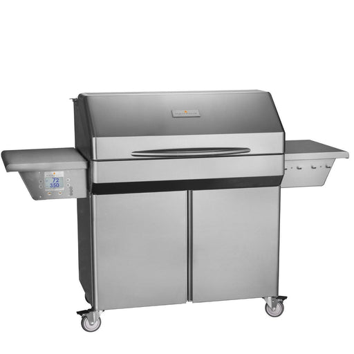 Memphis Grills Outdoor Grills MEMPHIS GRILLS VG0002S Memphis Elite Cart with WiFi - 304 Stainless Steel Alloy VG0002S
