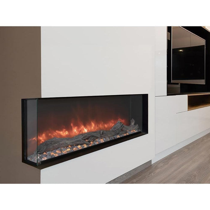 "Modern Flames Fireplaces Modern Flames LPM-6816 68"" LANDSCAPE PRO MULTI-SIDED BUILT-IN (11.5"" DEEP - 68"" X 16"" VIEWING) LPM-6816"