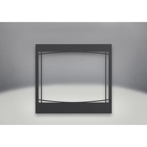 Napoleon Black Zen Decorative Safety Barrier Z35F-Napoleon-Homeflamestore.com