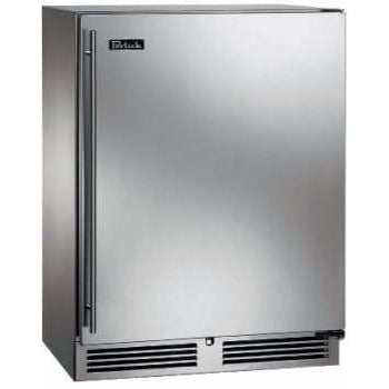 "Perlick 24"" Sottile Sh.Depth (18"") Refrigerator, Fully Integrated Solid Door, Hinge Right HH24RS-3-2R-Perlick-Homeflamestore.com"