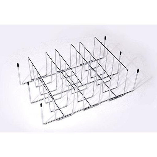 "Phoenix Grills 12"" Nickel Plated Steel Rib/Potato Rack RR2-Phoenix-Homeflamestore.com"