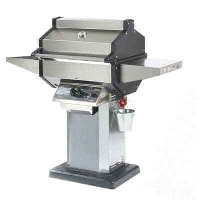 "Phoenix Series 53"" Post Mount Grill - Natural Gas SDSSOPN-Phoenix-Homeflamestore.com"