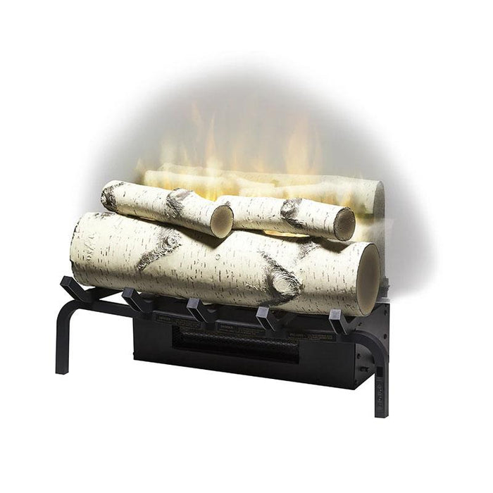 "Dimplex Electric Birch Log Set Revillusion 20"" Plug-in - RLG20BR"