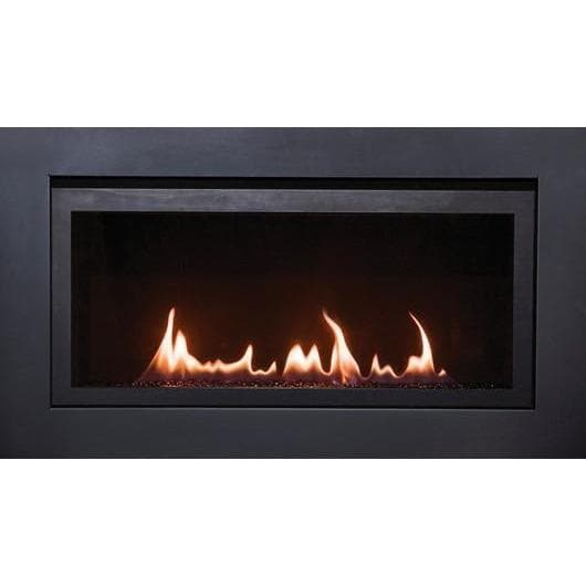 "Sierra Flame Fireplaces Sierra Flame LANGLEY-36-LP 36"" Liquid Propane Direct Vent Linear LANGLEY-36-LP"