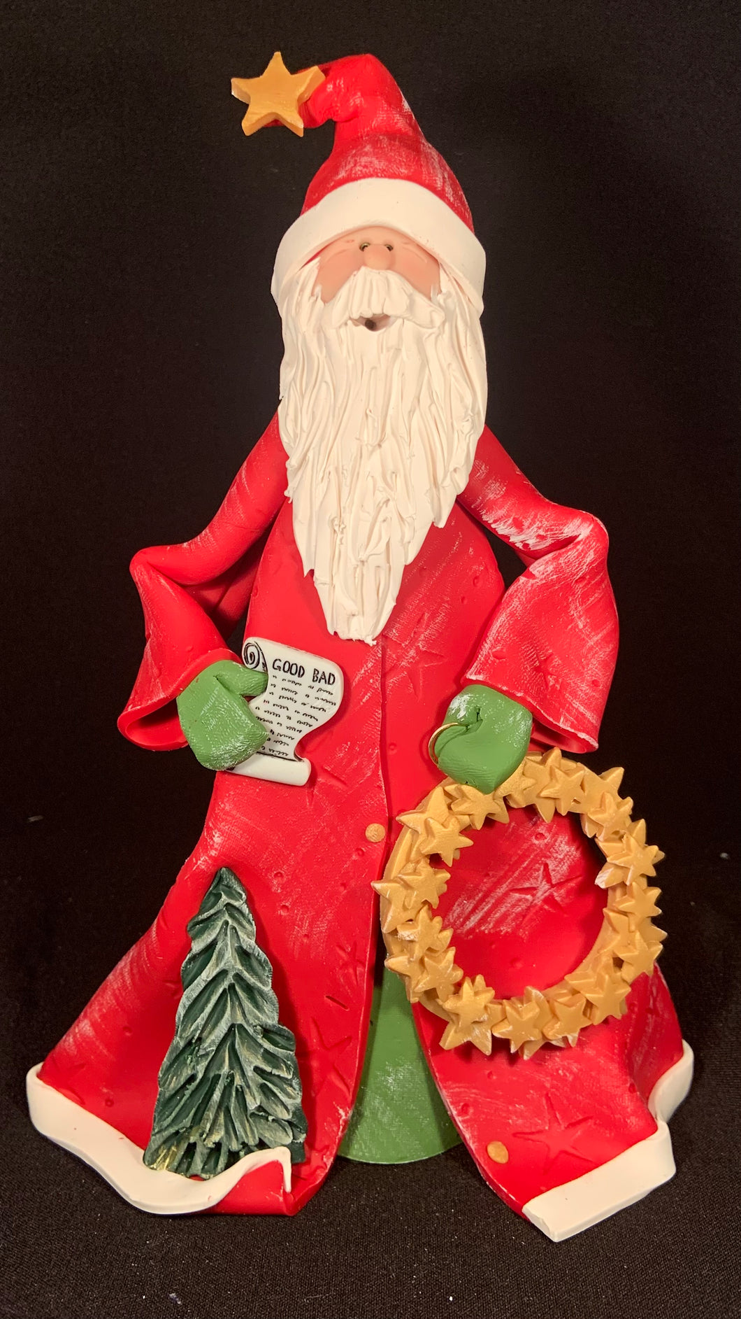 Father Christmas #121 One-of-a-Kind