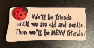 Old Friends Magnet - Assorted