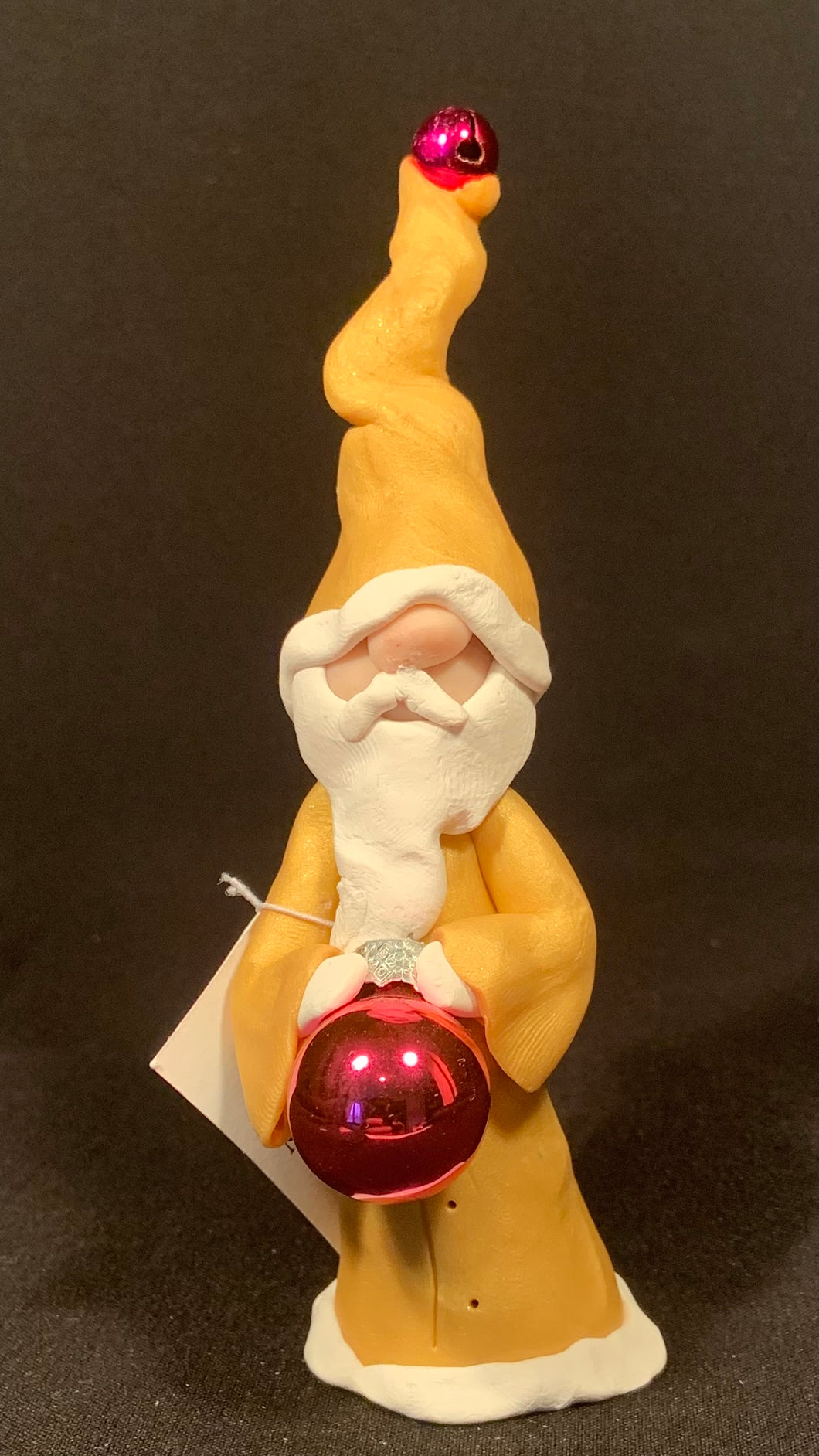 Mini Santa #123 One-of-a-kind