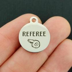 Referee Snowman Tree Ornament