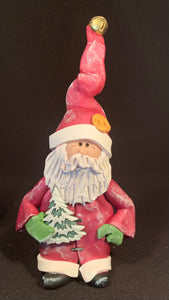 Shorty Santa #105 One-of-a-Kind
