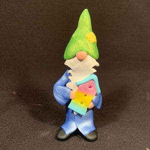 Spring Gnome One-of-a-Kind #101
