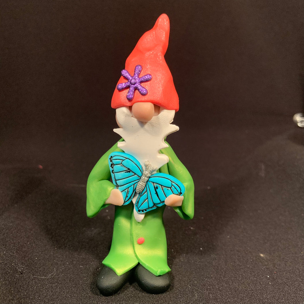 Spring Gnome One-of-a-Kind #116