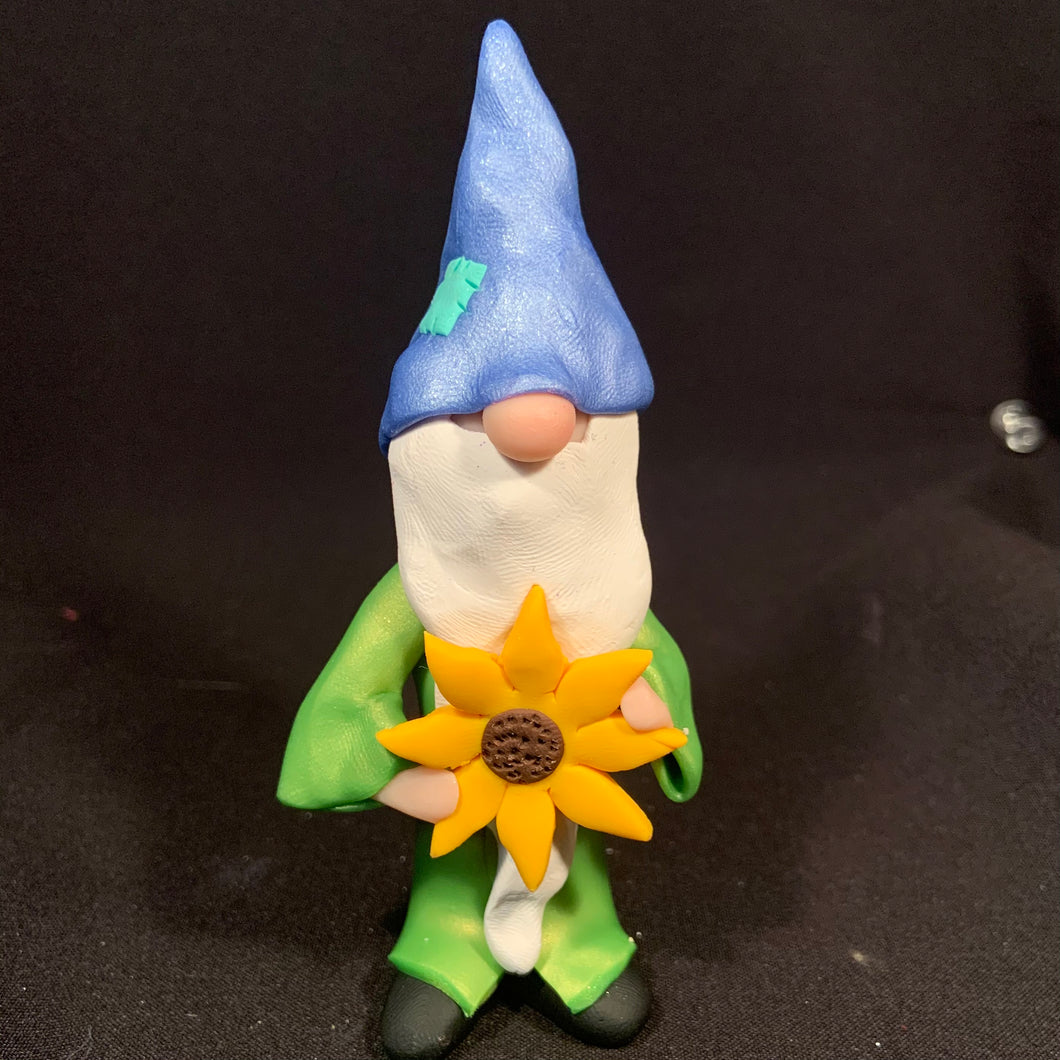 Spring Gnome One-of-a-Kind #120