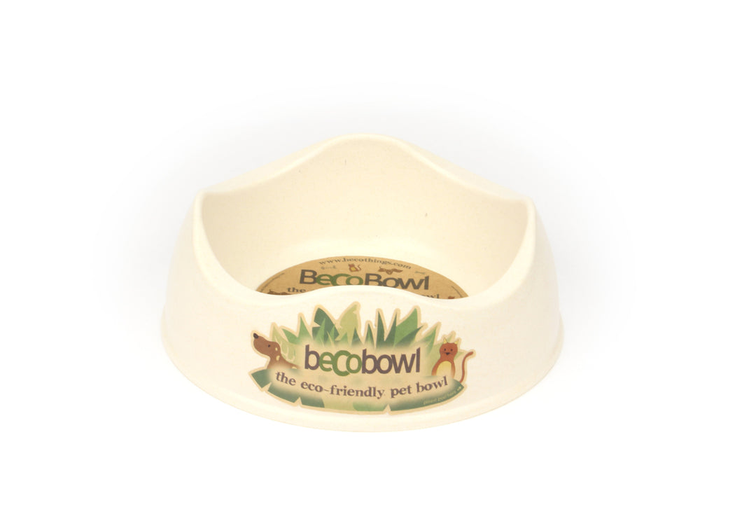 Gamelle Eco-Friendly BecoBowl Natural