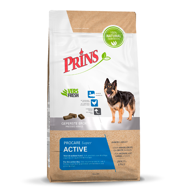 Prins ProCare Super Active - Le plus vendu !