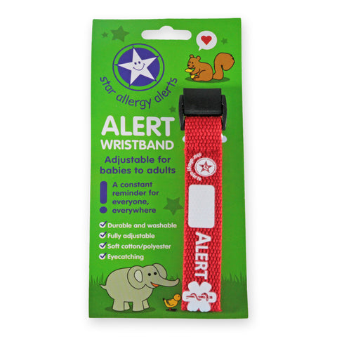 Write On Alert Wristband