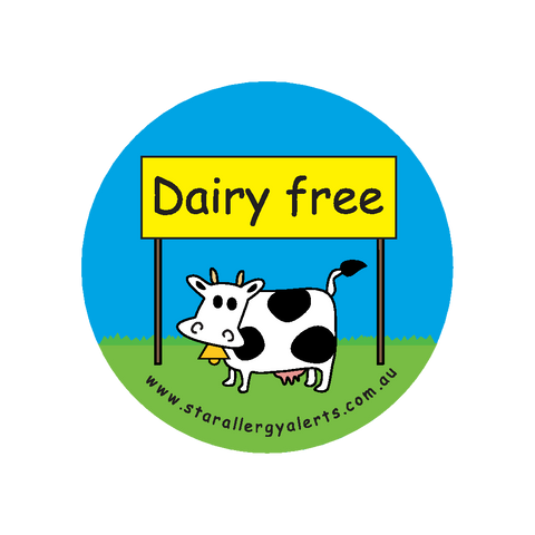 Dairy Free - badge